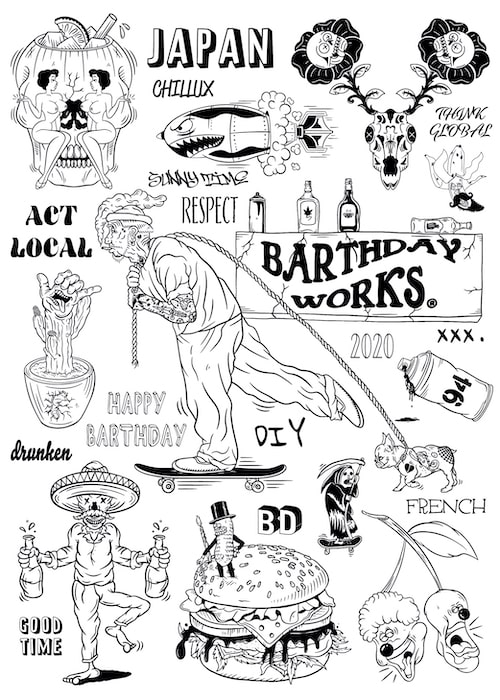 BARTHDAY WORKS18
